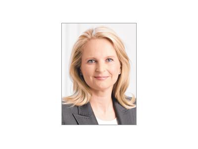 Nicole Barandun-Gross, Präsidentin Gewerbeverband der Stadt Zürich, GVZ