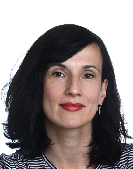 Natasa Karnath ist Geschäftsleiterin der neu gegründeten Genossenschaft KISS Zürich Höngg-Wipkingen.