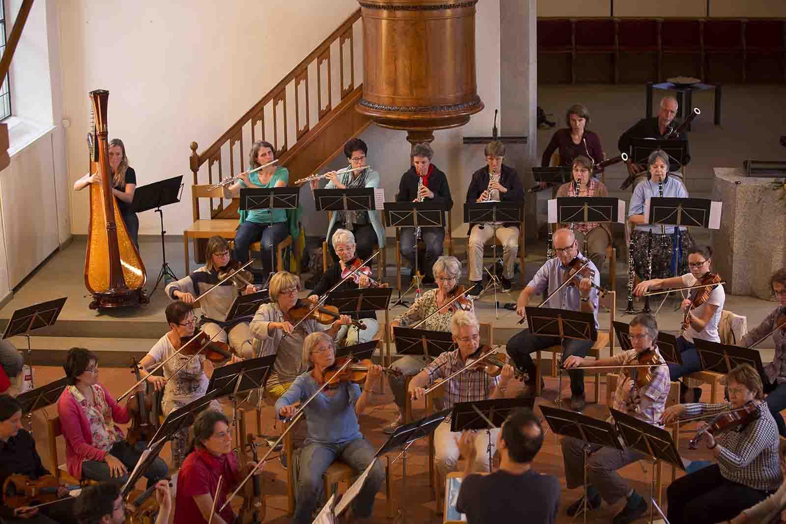 Die Sinfonietta Höngg lädt ein zur Serenade, diesmal führt die Reise nach Wien.
