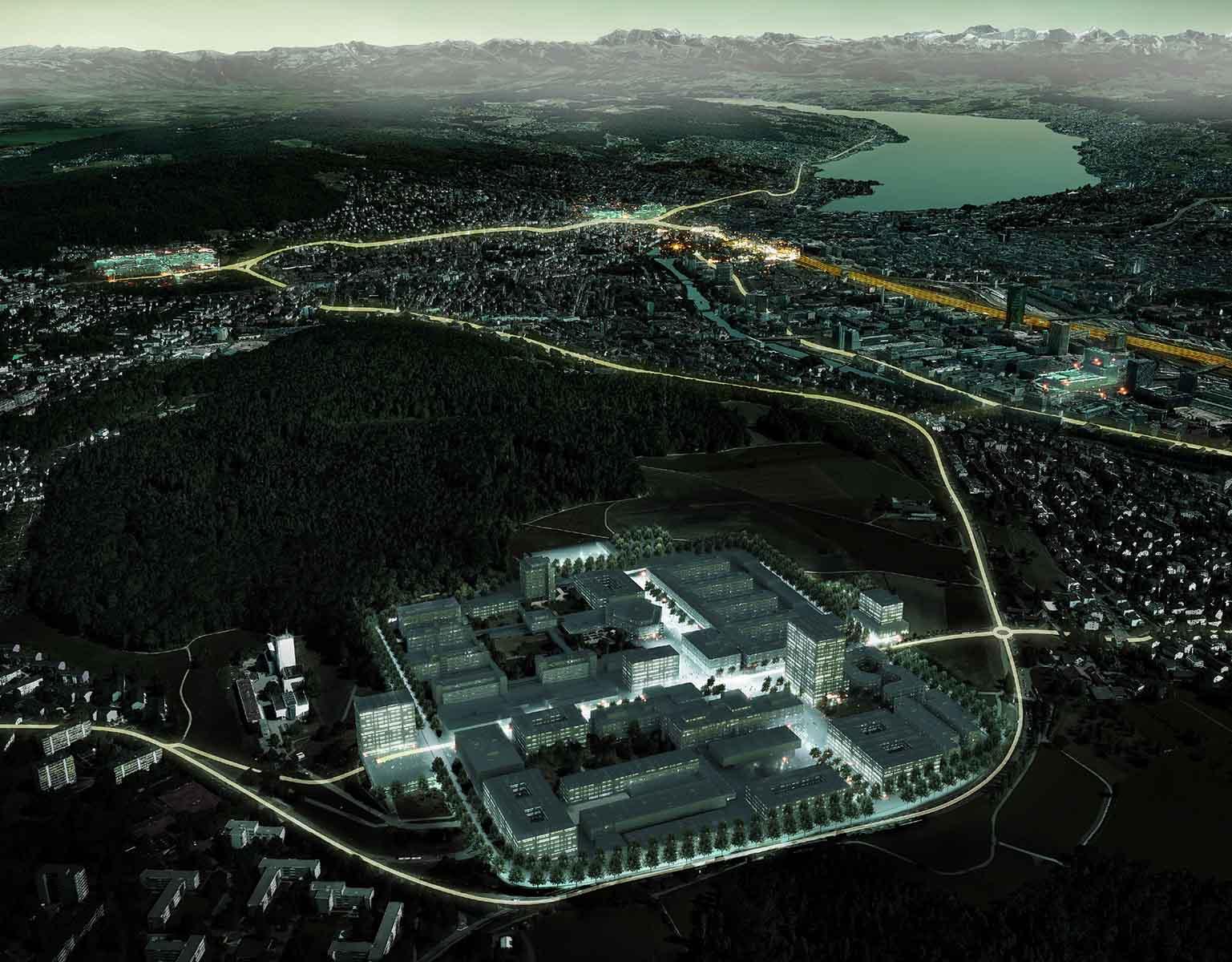 Vision-Campus-Hönggerberg-2040