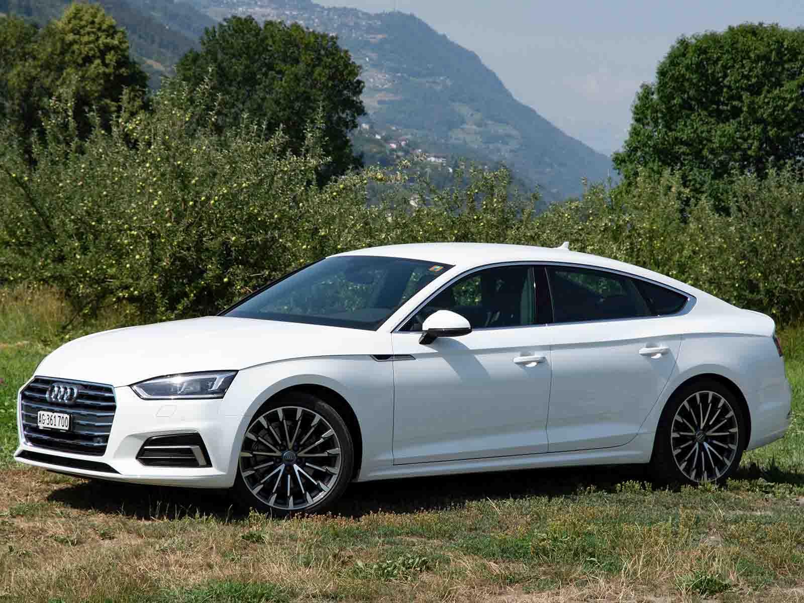 Der A5 Sportback bietet Luxus auf den zweiten Blick.