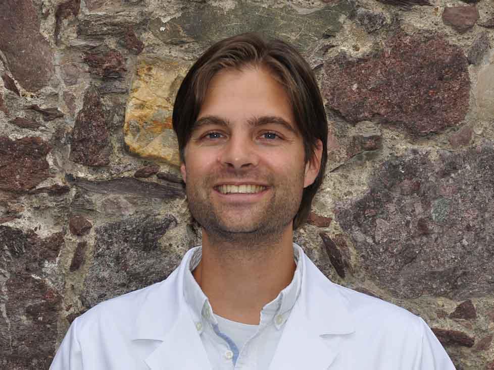 Dr. Moritz Jüttner, Limmat Apotheke
