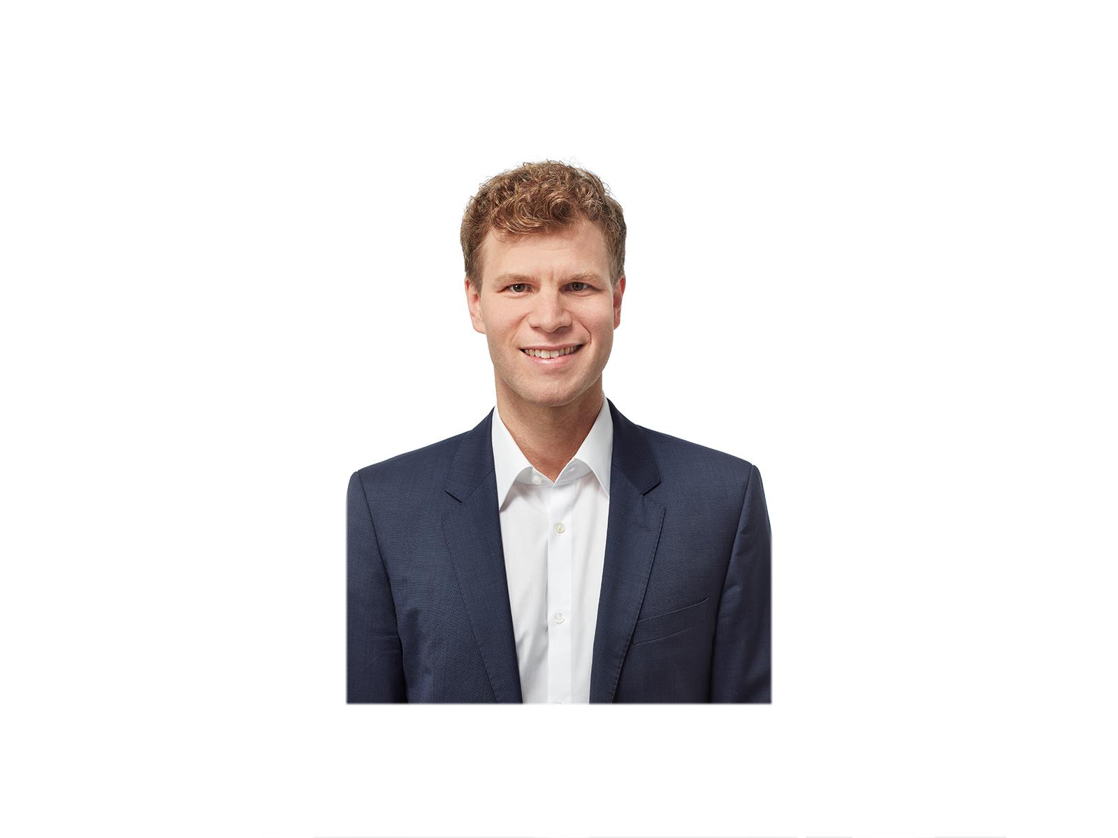 Daniel Häuptli, glp Kantonsrat
