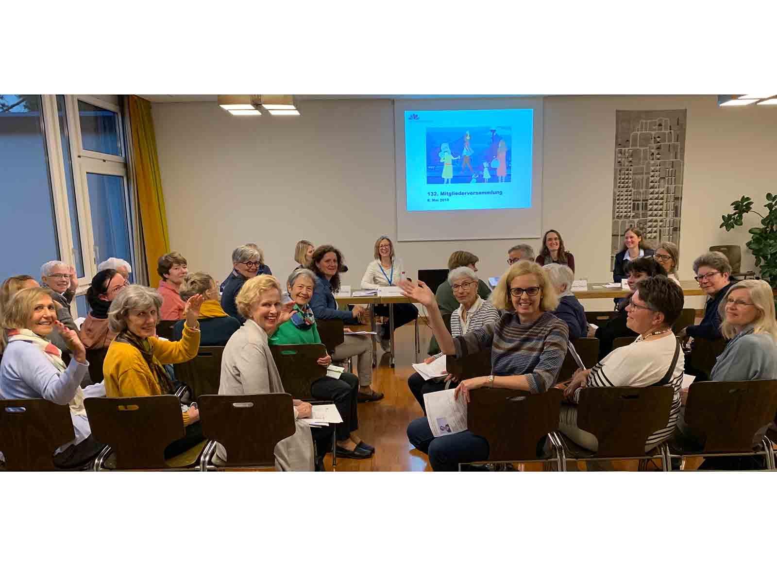 Der Frauenverein Höngg hat ein neues Präsidium gewählt.