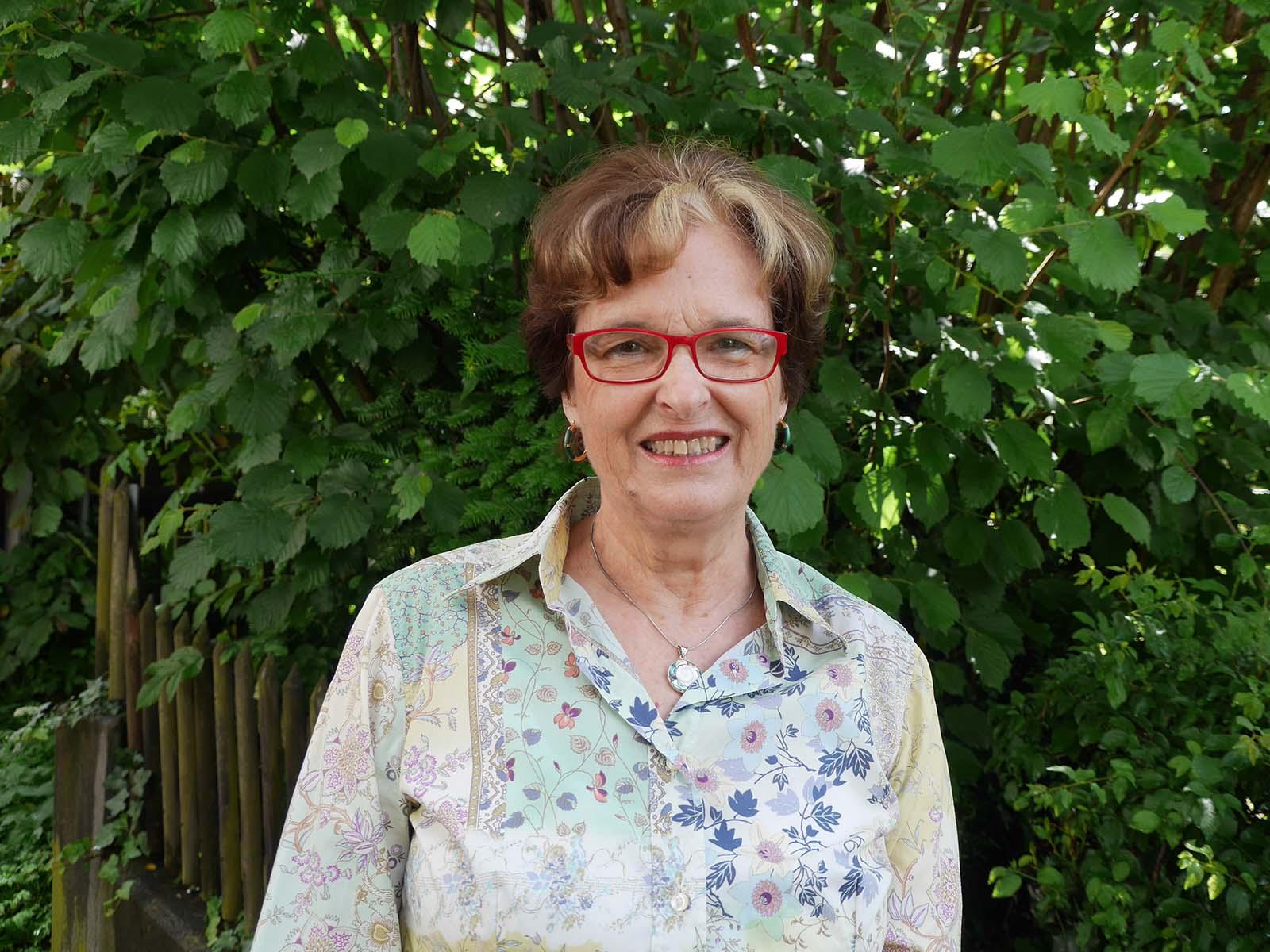 Theres Buholzer war mit ihrem Buch «Schneckenleben» sehr erfolgreich.