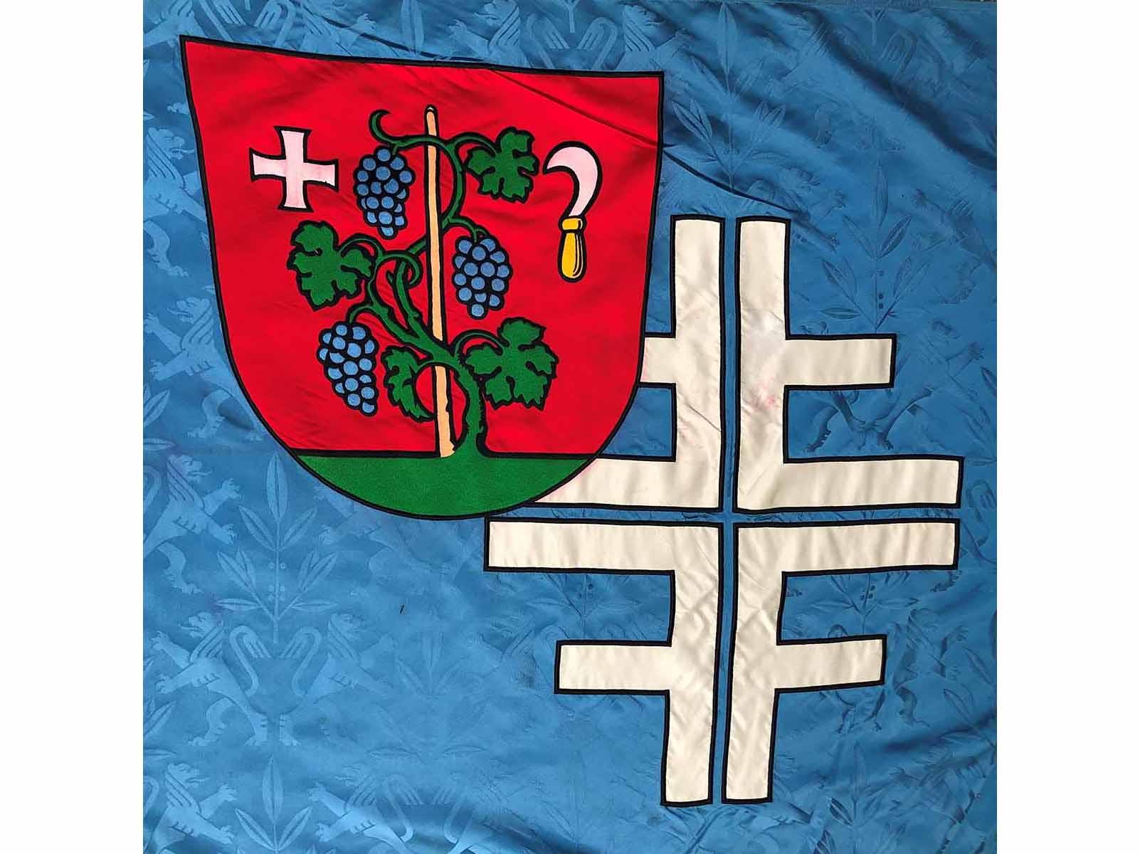Auch das Logo mit den vier F hat die 150 Jahre überdauert.