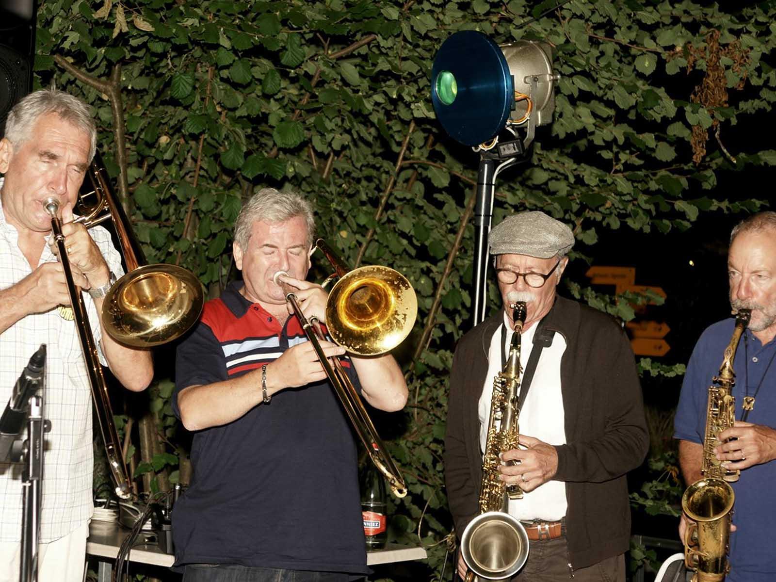Impressionen von den Jazz Happenings des Jazz Circle Höngg