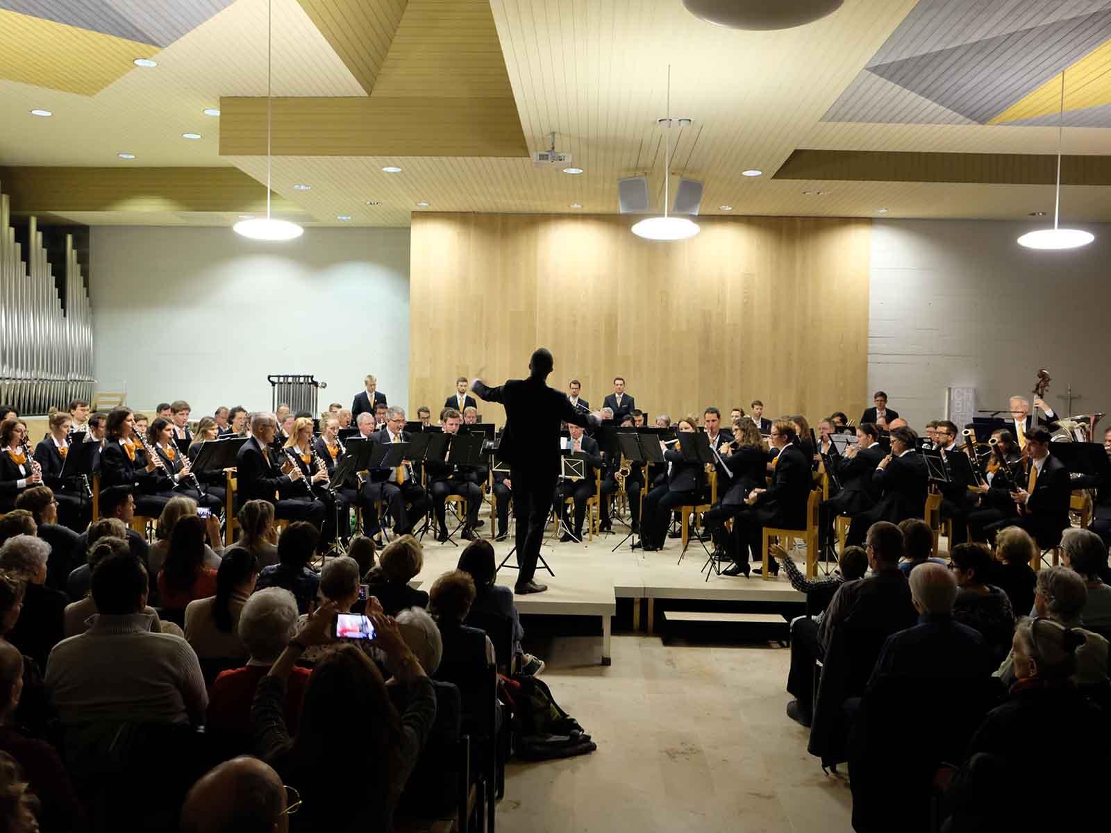 Konzerte in der Kirche