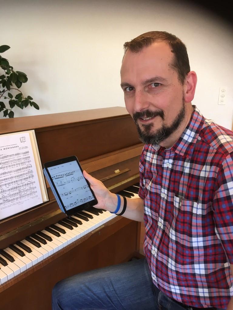 Andreas Wildi ist der neue Dirigent des Männerchor Höngg.