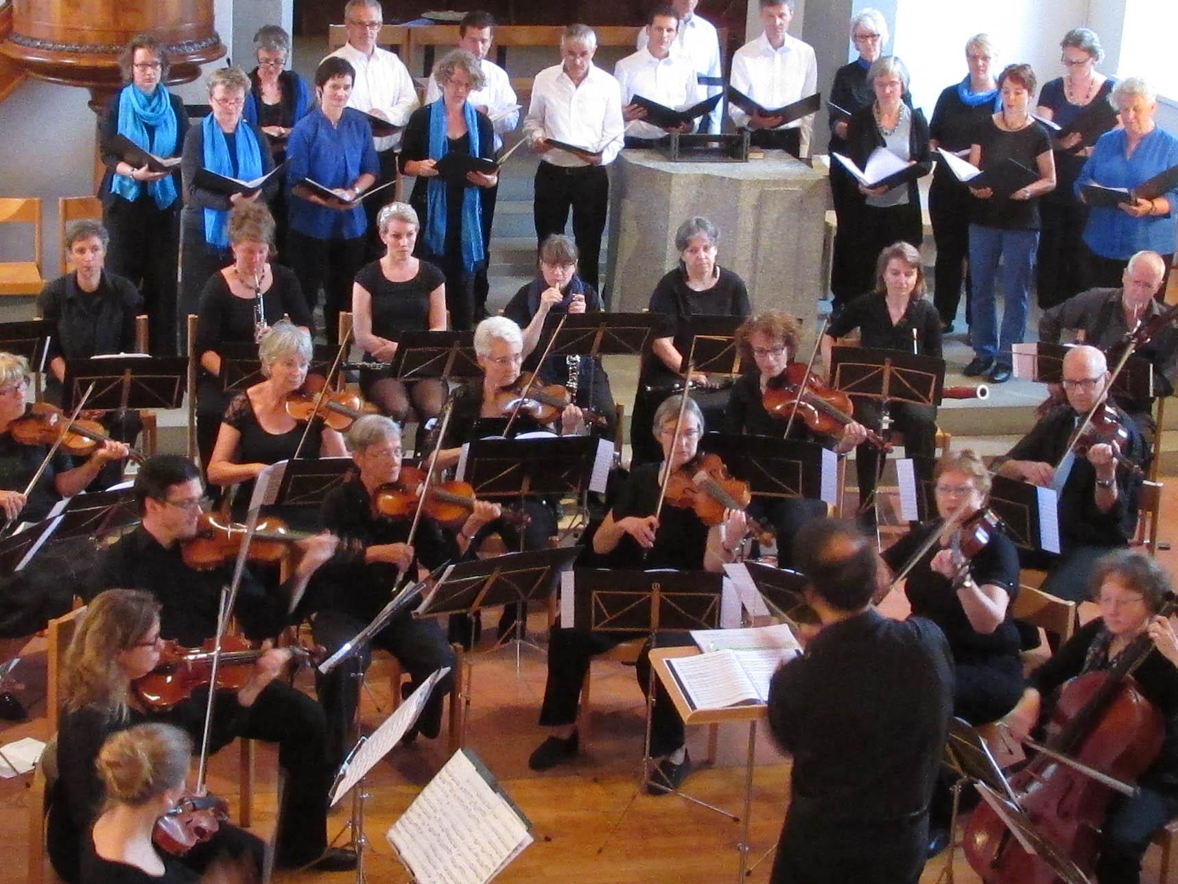 Dieses Jahr wird es keine Konzerte der Sinfonietta Höngg mehr geben.