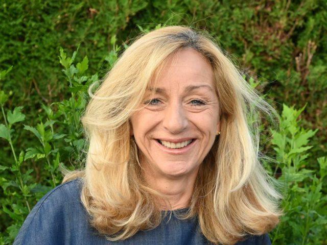 Eva Rempfler, Vorsitzende der Geschäftsleitung und Leitung Marketing.