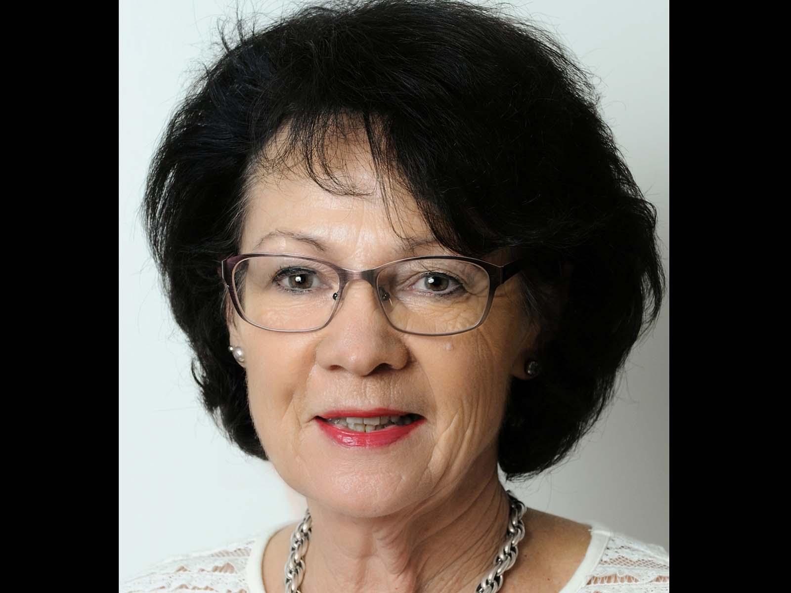 Franziska Lang-Schmid, ehem. Stiftungsratspräsidentin Quartierzeitung Höngg