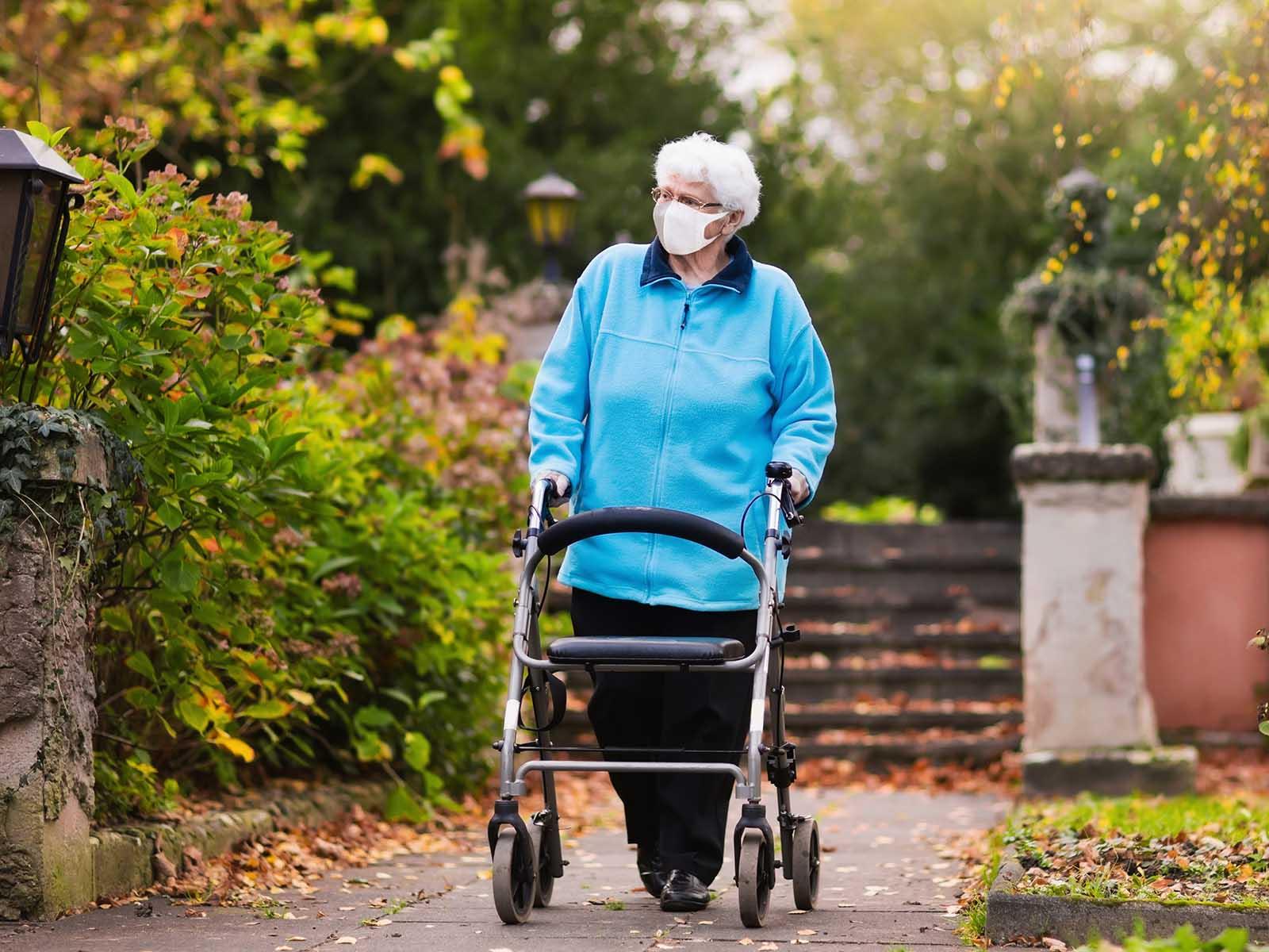Heute möchten ältere Menschen selbstbestimmt und unabhängig leben.