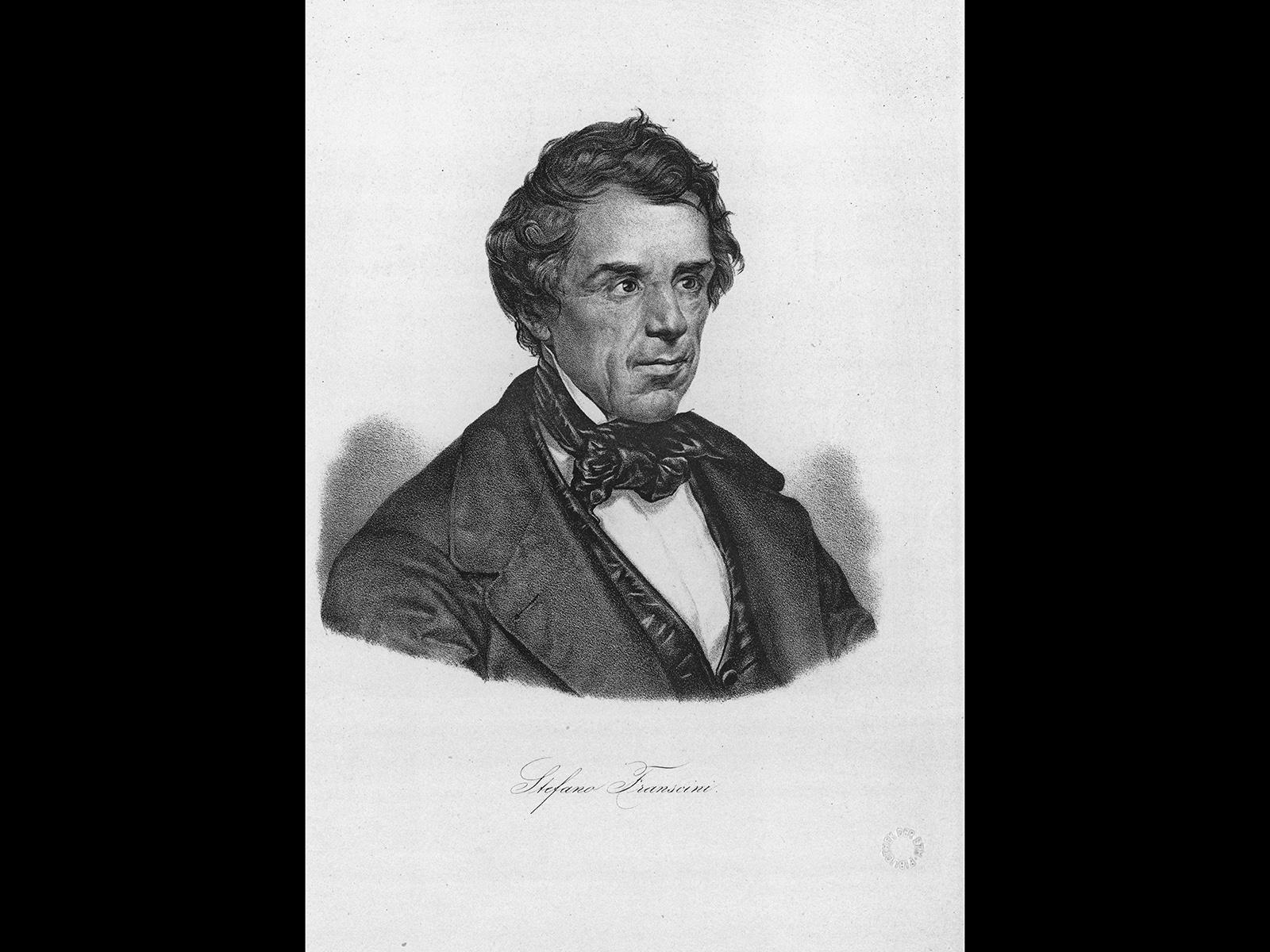 Franscini, Stefano (1796-1857)