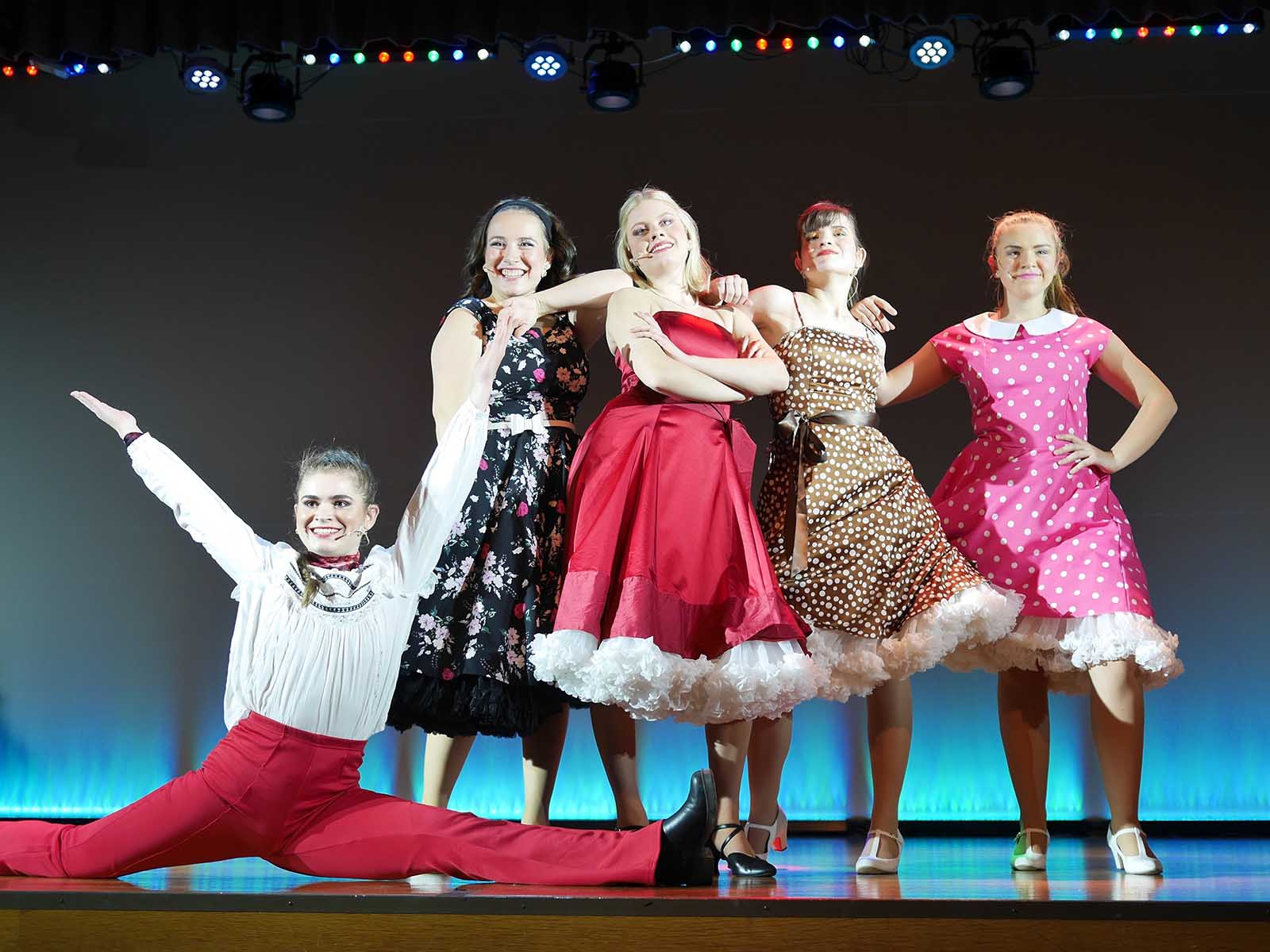 Erinnerungen an das Musical 2019: «Züri Ragazzi – Welcome to the 60s».