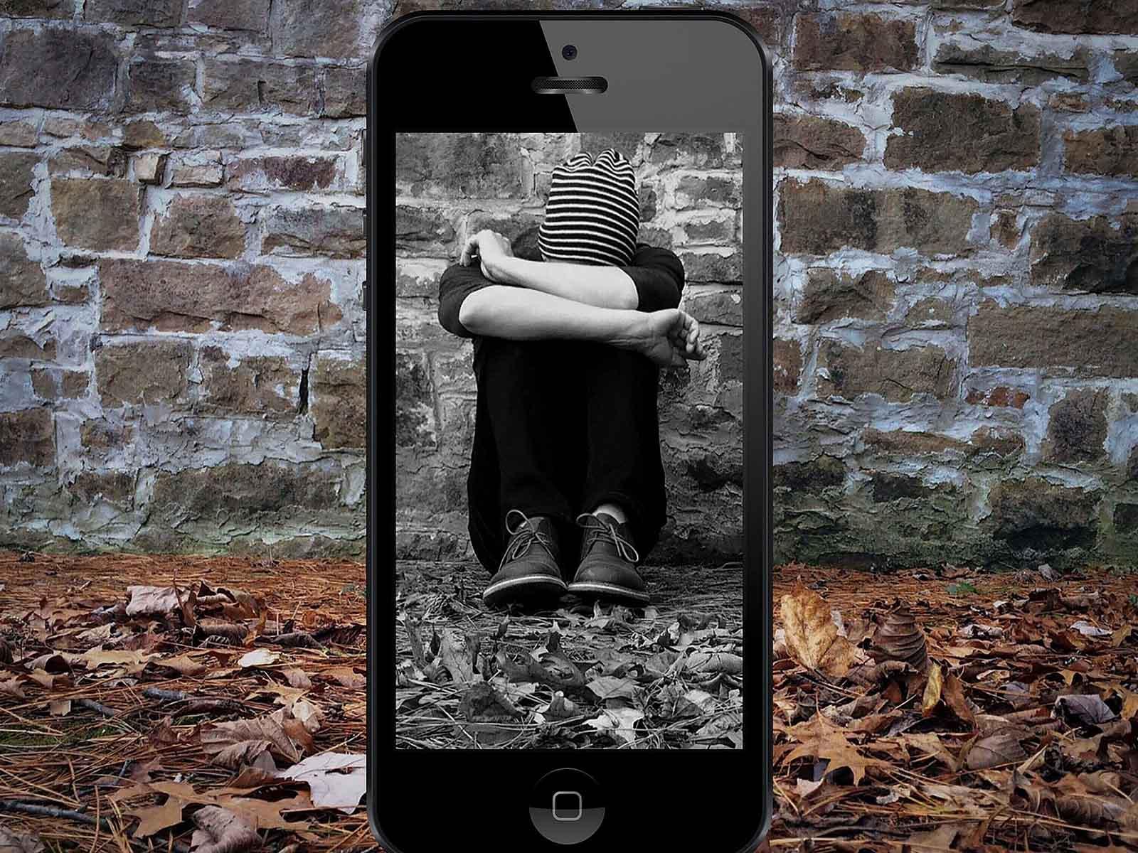 Soziale Medien spielen bei der Entstehung von psychischen Erkrankungen bei Jugendlichen eine grosse Rolle.