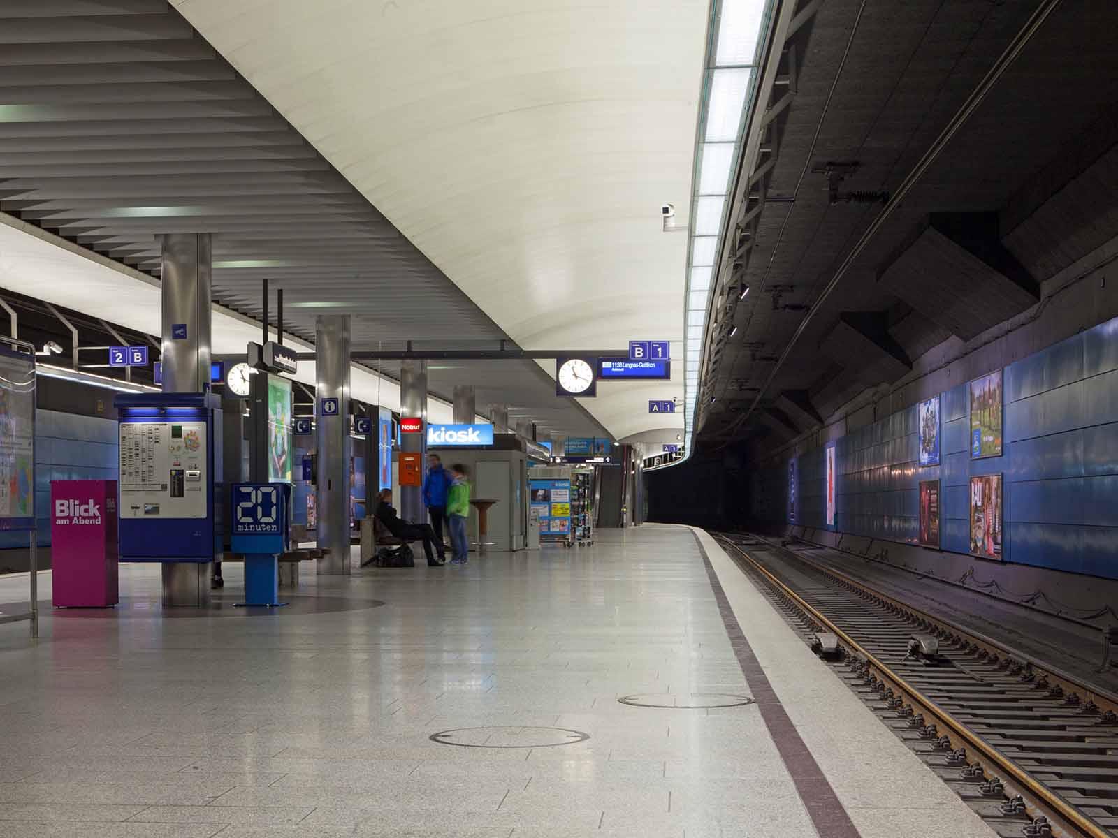 Einzelinitiative will Verlängerung der SZU Linie vom HB bis zur ETH Hönggerberg und weiter nach Regensdorf.