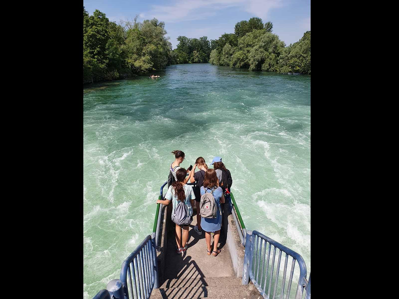 Die Gefahren von Flüssen dürfen nicht unterschätzt werden.
