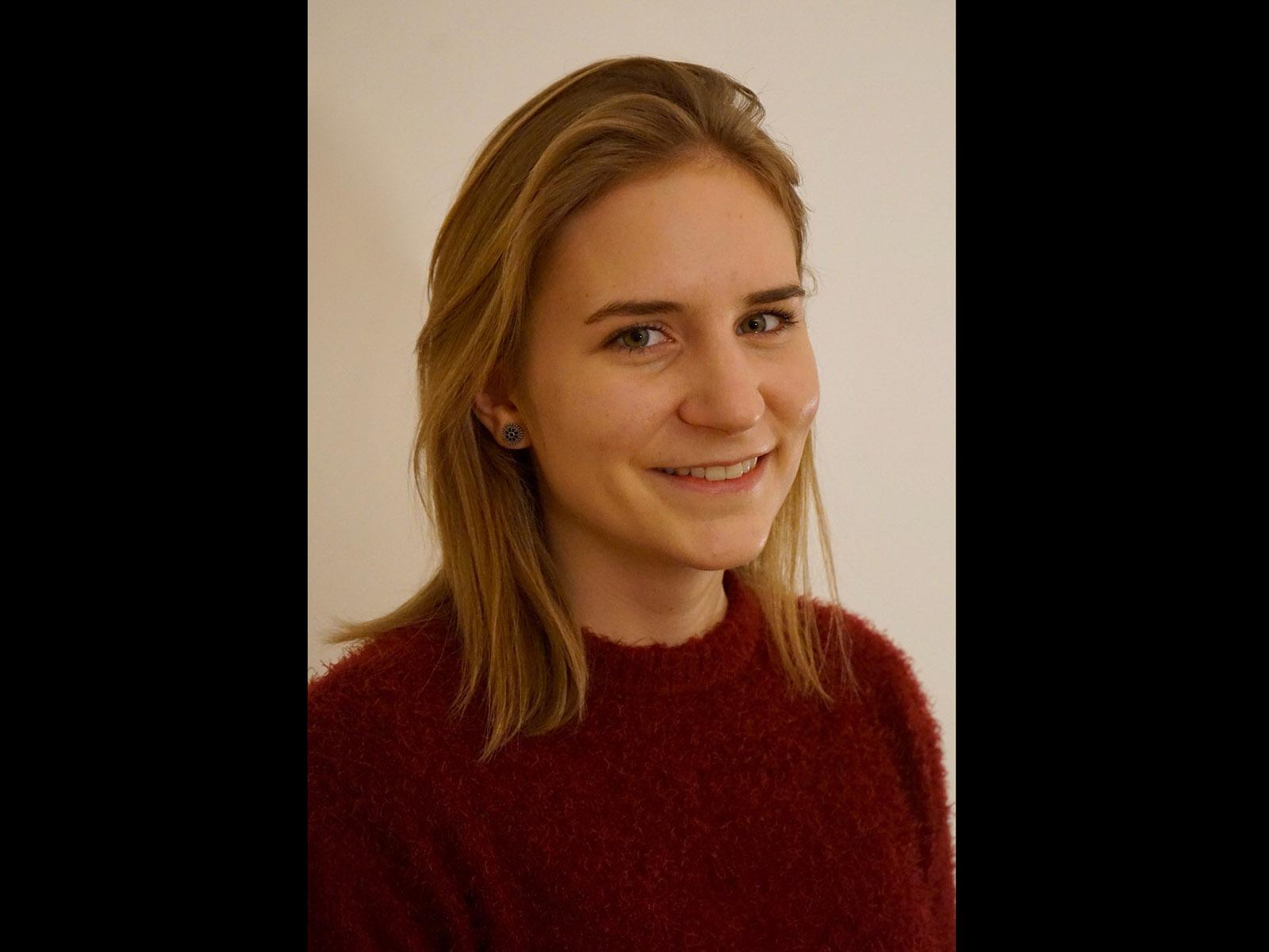 Leidenschaftliche Lehrerin mit einem Flair für praktische Dinge: Nadine Schwendener.